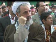 گزارش تصویری / پنجمین یاداره سرداران و ۵۰۰ شهید شهرستان میبد