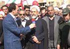 تجلی حضور مردم میبد در راهپیمایی ۲۲ بهمن
