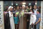 افتتاح مسجد سیدالشهداء بارجین