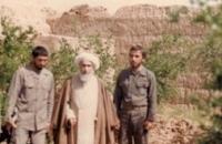 مرحوم آيت الله اعرافي مشوق و راهنماي جوانان و مردم به انقلاب بود