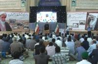 بزرگداشت امام جمعه فقید میبد برگزار شد