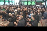 مراسم بزرگداشت امام جمعه فقید میبد برگزار شد